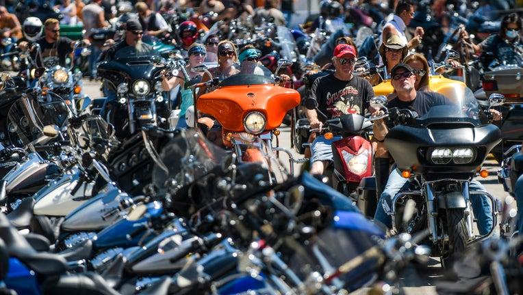 f7d0965c-Annual Sturgis Motorcycle Rally To Be Held Amid Coronavirus Pandemic