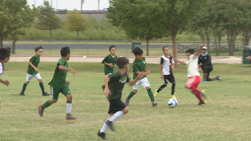 Dallas soccer league gets help from Post Foods to get back to play this fall