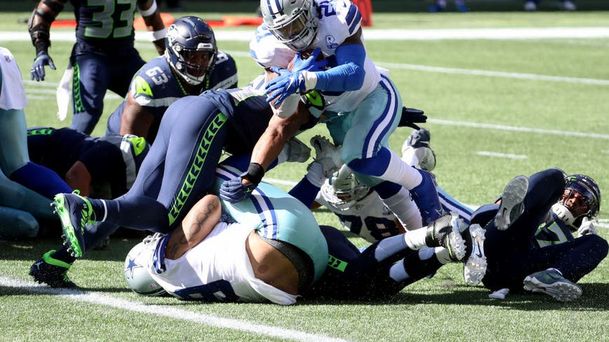 Seahawks topple Cowboys 38-31, to drop Dallas to 1-2