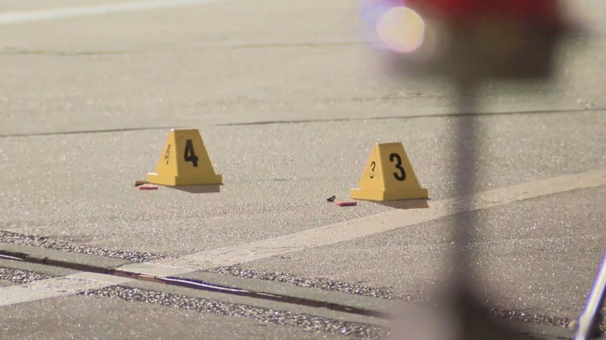 Five people killed in weekend homicides across Dallas