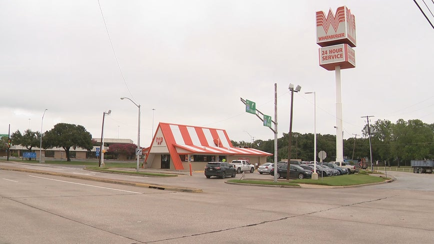 Former Whataburger worker files complaint against company over Black Lives Matter mask