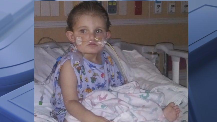 McKinney 2-year-old receives lifesaving liver transplant