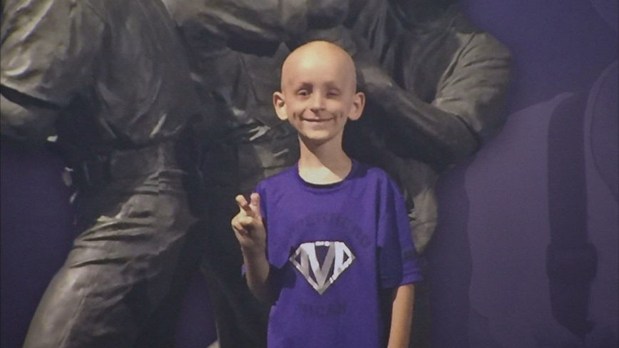 Café in Arlington opens in memory of 7-year-old who inspired TCU baseball team