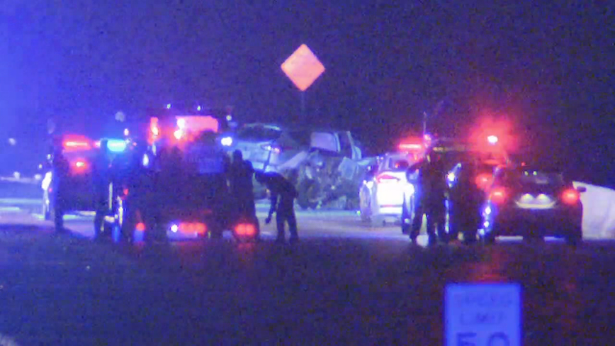 3 killed in head-on crash in southeast Dallas