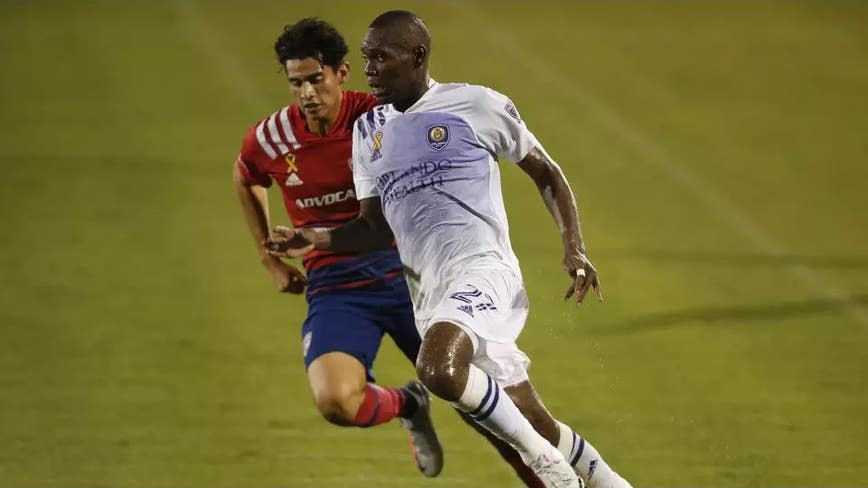 Gallese, Orlando City survive a man down, tie FC Dallas 0-0
