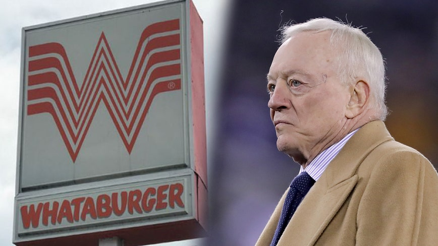 Poll finds Texans love Whataburger, dislike Jerry Jones