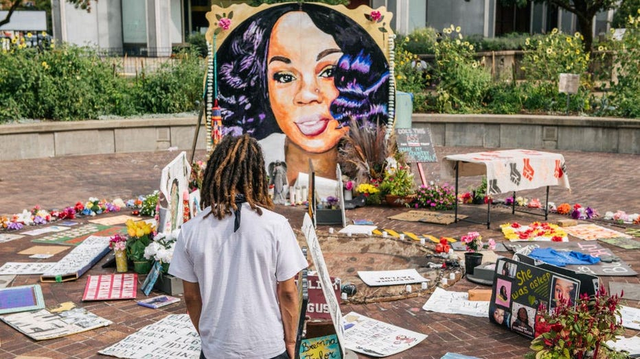 City Of Louisville Announces Settlement With Breonna Taylor's Family Over Police Killing