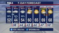 Oct. 26 morning forecast