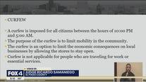 El Paso under curfew as hospitals reach capacity