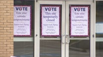 Lewisville polling location back open after worker tests positive for COVID-19