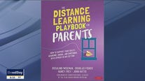 New book offers support for parents dealing with distance learning
