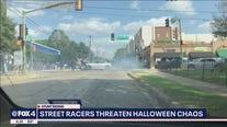 Street racers threaten to wreak havoc on Dallas streets on Halloween weekend