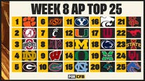 AP Top 25: SMU drops after first loss, Oklahoma returns to poll