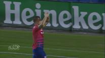 Santos scores in 62nd, helps Columbus tie FC Dallas 2-2