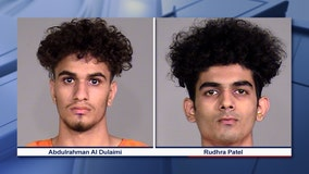 Two 18-year-olds arrested for Plano murder near Jack Carter Park