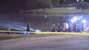 Man dies in Dallas after being rescued from submerged car