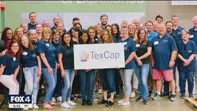 Co-workers team up in a big way for Komen Dallas