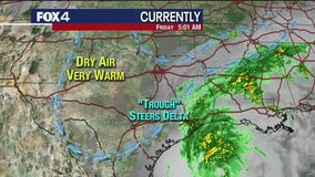 Oct. 9 morning forecast