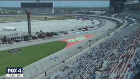 Some fans allowed for race weekend at Texas Motor Speedway