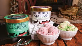 Blue Bell ushers in holidays with release of seasonal flavors