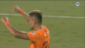Quintero, Cerén score, short-handed Dynamo beat FC Dallas 2-0