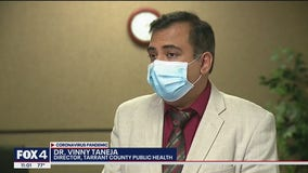 COVID-19 cases, hospitalizations surging again in Tarrant County, health director warns