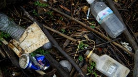 Study: 1 to 2 million tons of US plastic ends up in oceans, rivers or illegally dumped