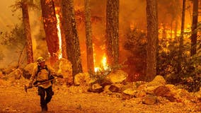Warming trend means California's lethal fire season not over