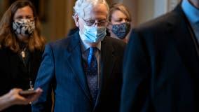 Senate votes to advance Supreme Court nominee Barrett, confirmation expected Monday