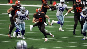 Cowboys try to stay course amid glaring defensive struggles
