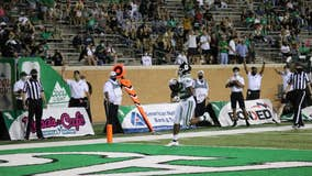 Charlotte has 599 yards of offense in 49-21 win over N Texas