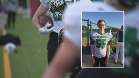 Southlake teen captures the heart of Carroll football team