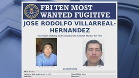 2013 Southlake murder suspect added to FBI's Most Wanted List