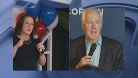 Sen. John Cornyn expected to beat challenger MJ Hegar, latest polls show