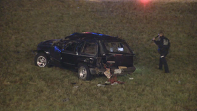 1 killed in crash on I-20
