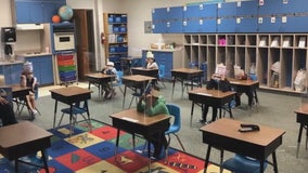 Pilot program gives select Texas schools COVID-19 rapid test kits