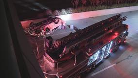 Police: Speeding driver dies in crash on Central Expressway