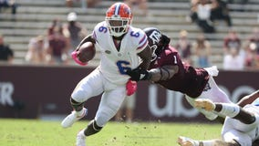 Spiller helps No. 21 A&M top No. 4 Florida 41-38