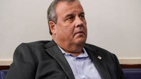 Ex-NJ governor Chris Christie says he's out of the hospital