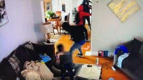Brave 5-year-old boy takes on gunman during home invasion