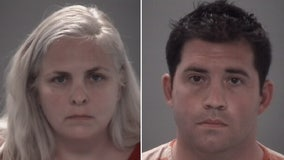 Pasco deputies: Abused child locked in darkened room set mattress on fire to escape