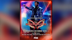 Bust a move! 'The Masked Dancer' coming to FOX in December