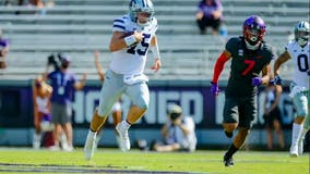 Kansas State has 3-0 start in Big 12 after 21-14 win at TCU