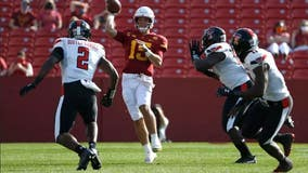No. 24 Iowa State beats Texas Tech for 3-0 Big 12 start