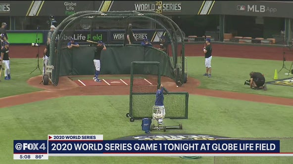 2020 World Series: Game 1 preview