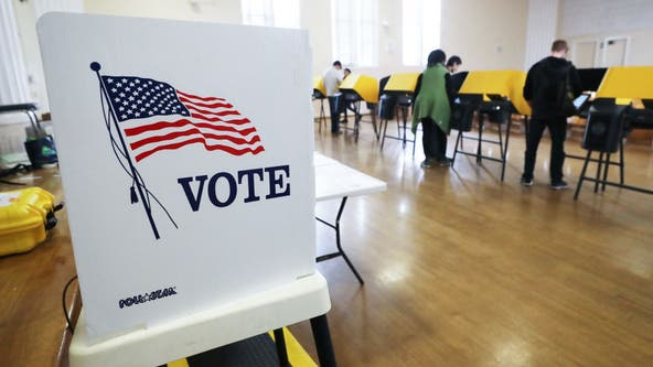 With record voting turnout, ballot counting could take several days