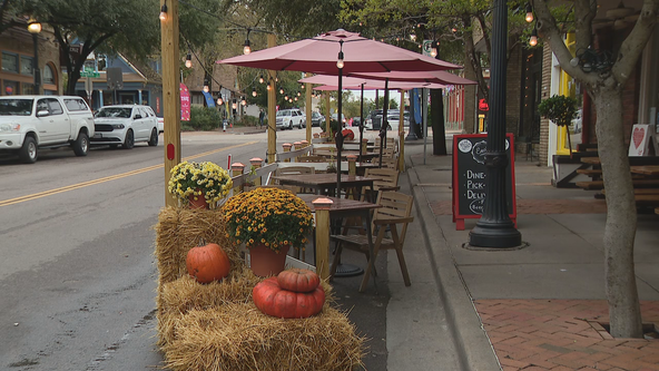 Dallas passes measures to make it easier for restaurants to create more outdoor space