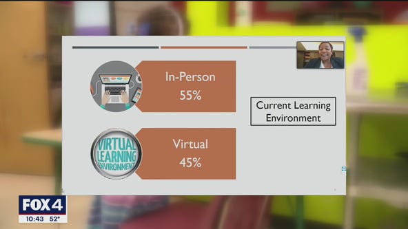 Arlington ISD reveals action plan to help failing students during virtual learning