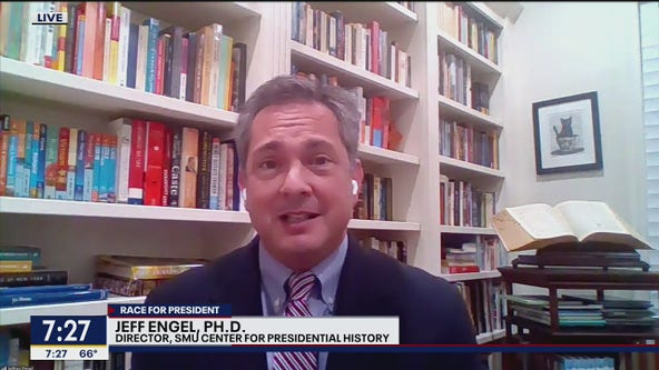Presidential historian weighs in on the second debate