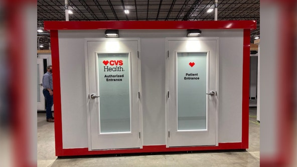 CVS adding several COVID-19 rapid test sites in North Texas